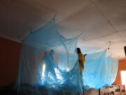 100 Bed Nets for a Health Clinic in Morogoro