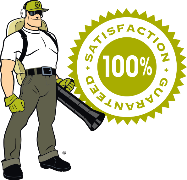 Dread Skeeter with Satisfaction Guarantee logo