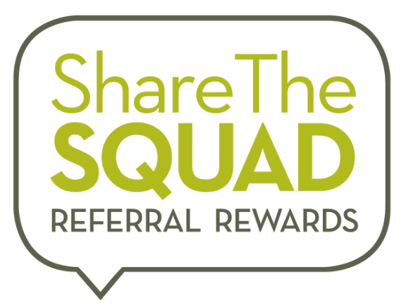Share the Squad: Referral Rewards