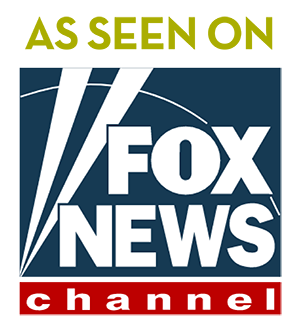 As seen as on fox news logo