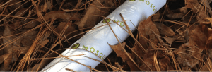 Mosquito Squads tick tubes contain treated cotton to eliminate ticks