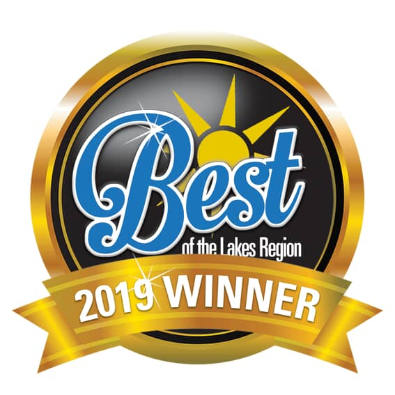 Best of the Lakes Region 2019 Winner